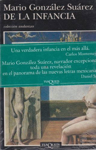 9789687723532: De LA Infancia (Andanzas) (Spanish Edition)