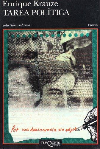 9789687723969: Tarea politica (Spanish Edition)