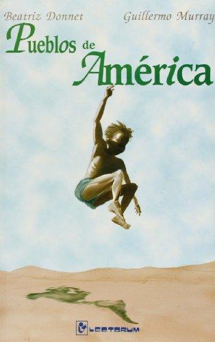 9789687748306: Pueblos de America (Spanish Edition)