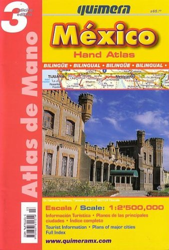 9789687811314: Mexico Hand Atlas