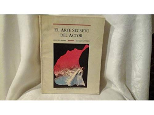 9789687881768: El arte secreto del actor