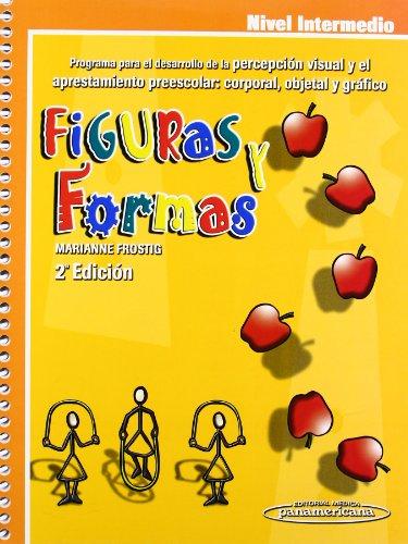 Figuras Y Formas Nivel Intermedio [anillado] - Frostig Mari - FROSTIG MARIANNE