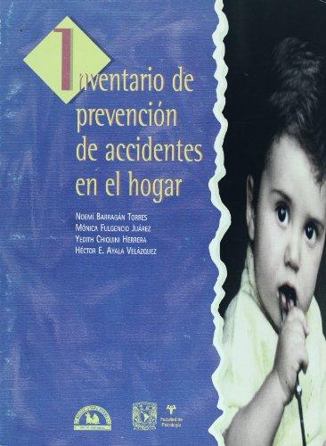 9789688428450: Inventario de prevencion de accidentes en el hogar (Spanish Edition)