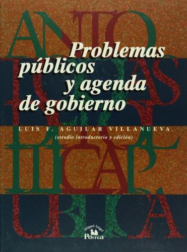 9789688429983: Antologías de Política Pública III. (Antologias De Politica Publica / Anthologies of Public Policy) (Spanish Edition)