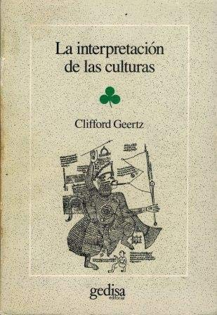La interpretacion de las culturas (9688520292) by Clifford Geertz