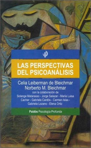9789688534892: Las perspectivas del psicoanalisis / The Prospects of Psychoanalysis (Spanish Edition)