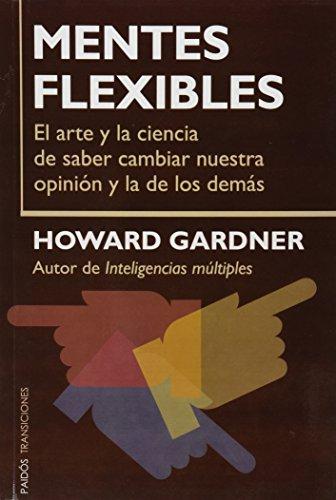9789688535844: Mentes flexibles