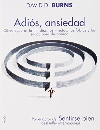 9789688536551: Adios ansiedad (Spanish Edition)