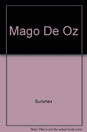 9789688552483: Mago De Oz (Spanish Edition)