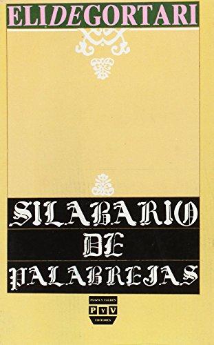 9789688561324: Silabario de palabrejas (Spanish Edition)