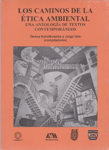 9789688565872: Los caminos de la etica ambiental (Spanish Edition)