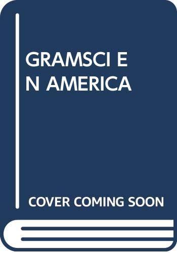 9789688568583: GRAMSCI EN AMERICA II CONFERENCIA INTER