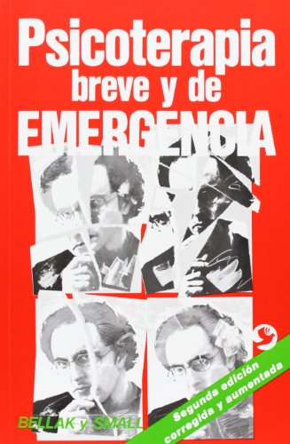 9789688603000: psicoterapia breve y de emergencia (Spanish Edition)