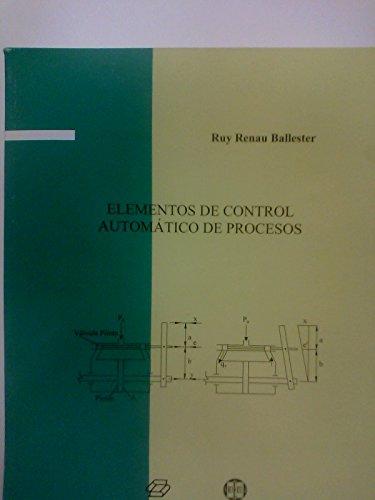 9789688635148: Elementos de control automático de procesos