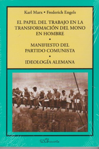 El papel del trabajo en la tran (9688670014) by K. Marx
