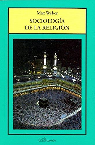 9789688670156: Sociología de la religión