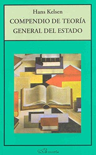 COMPENDIO DE TEORIA GENERAL DEL ESTADO [Paperback]