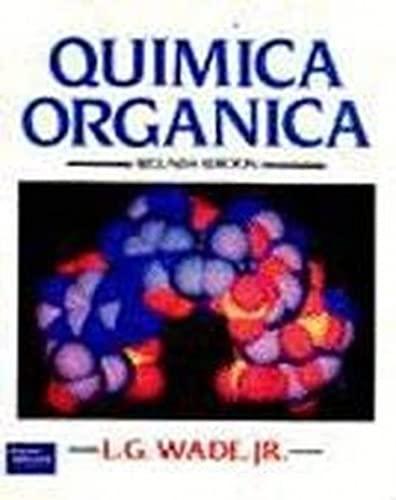 Quimica Organica 2da Edicion / Wade /: Wade