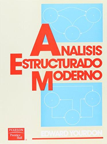 9789688803035: Analisis Estructurado Moderno (Spanish Edition)