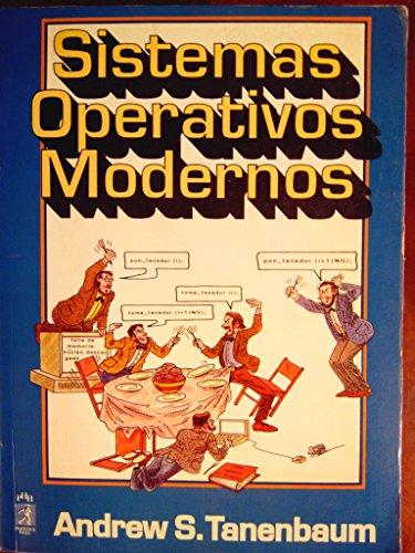 9789688803233: Sistemas Operativos Modernos (Spanish Edition)
