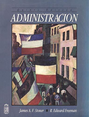 9789688803516: Administracion (Spanish Edition)