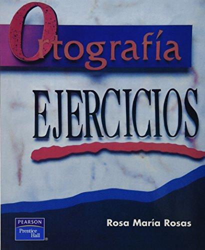 9789688804612: Ortografia - Ejercicios (Spanish Edition)