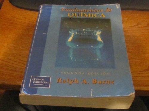 9789688806289: Fundamentos de Quimica (Spanish Edition)