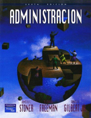 9789688806852: Administracion - 6b: Edicion (Spanish Edition)