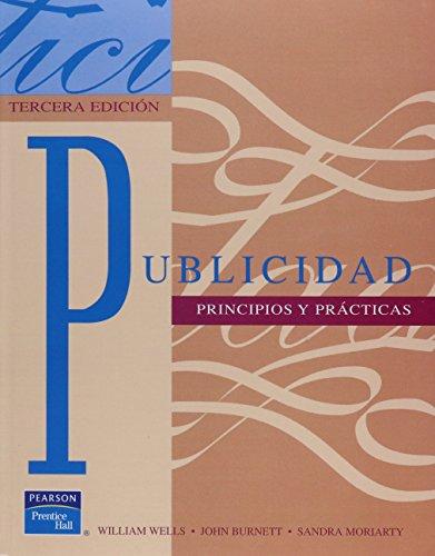 9789688807972: Publicidad, Principios y Practicas - 3b: Edicion (Spanish Edition)