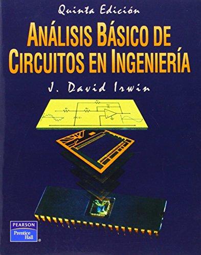 9789688808160: Analisis Basico Circuitos Inge