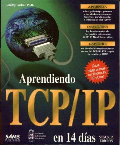 9789688808658: Aprendiendo TCP/IP en 14 dias 2a edicion