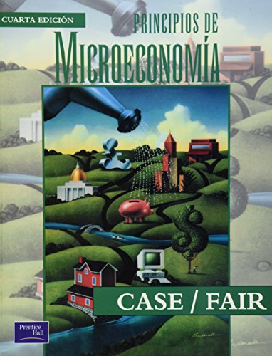 9789688808740: Principles of Microeconomics (Spanish Translation) (4th Edition)