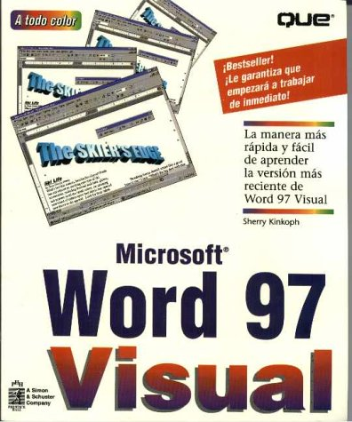 MS Word 97 Visual: Kinkoph, Sherry