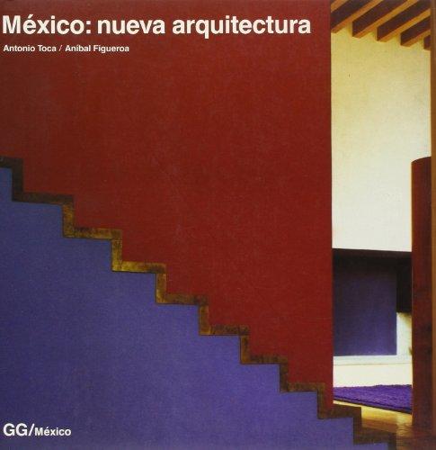 9789688871638: Mexico: Nueva Arquitectura
