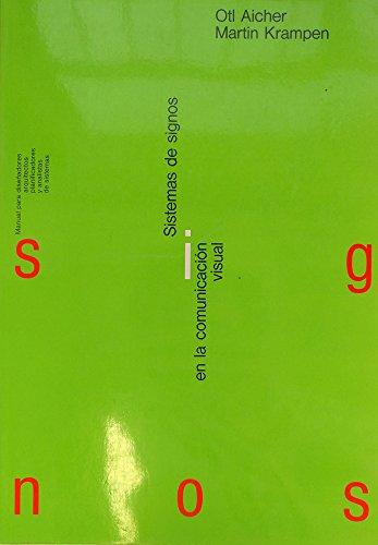9789688871744: Sistemas de Signos En La Comunicacion Visual (Spanish Edition)
