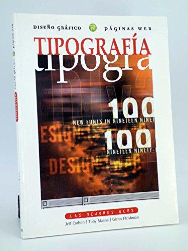 9789688873632: Tipografia. diseño grafico. paginas web