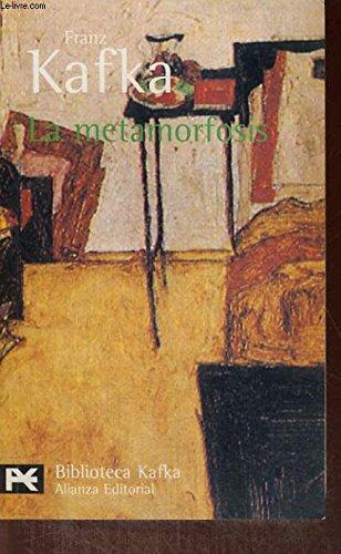9789688902868: La Metamorfosis