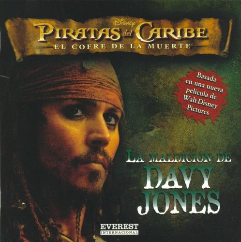 9789688931547: La Maldicion De Davy Jones / the of Curse Davy Jones (Piratas Del Caribe / Pirates of the Caribbean) (Spanish Edition)