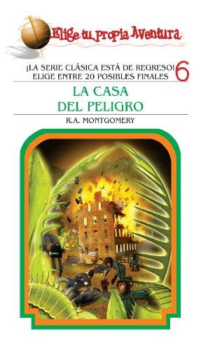 9789689224204: La casa del peligro (Spanish Edition)