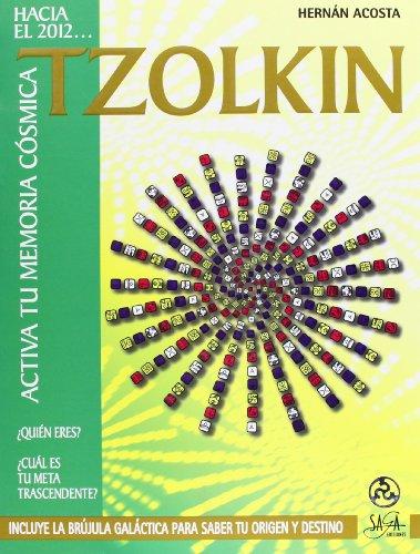 9789689444046: Tzolkin. activa tu memoria cosmica