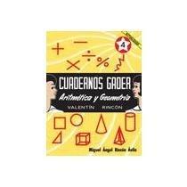 9789689500025: cuadernos gader: aritmetica y geometria 4