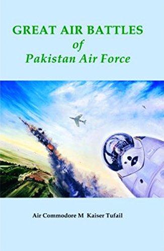 9789690018922: Great Air Battles of Pakistan Air Force