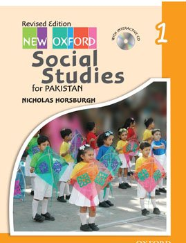 9789690043849: New Oxford Social Studies for Pakistan Book 1