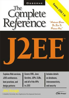 9789691538801: J2EE (The Complete Reference)