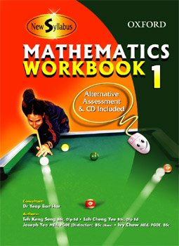 9789692071208: New Syllabus Mathematics Workbook 1 With CD (Sixth Edition)