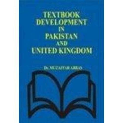 9789693502930: Textbook Development In Pakistan and United Kingdom