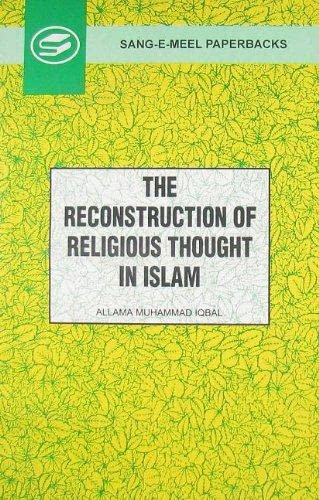 9789693506891: The Reconstruction of Religious Thought in Islam
