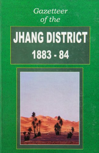 Gazetteer of the Jhang District: Sang-e-Meel Publications