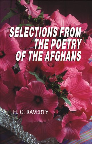 9789693513110: Selections from the Poetry of the Afghans