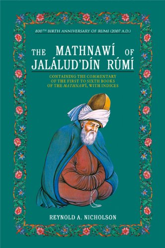 9789693516227: The Mathnawi of Jalalud'Din Rumi, Vol. 2: Containing the Commentary of the First to Sixth Books of the Mathnawi, with Indices (English and Persian Edition)